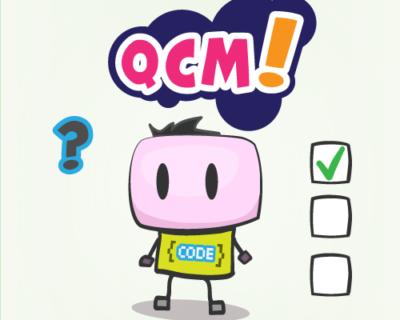 Q.C.M – Algorithmique – série 2