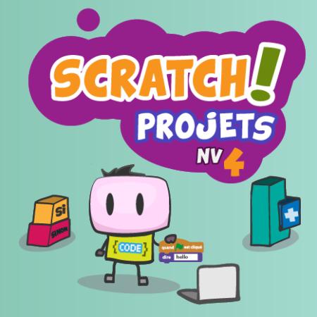Projets SCRATCH avancés